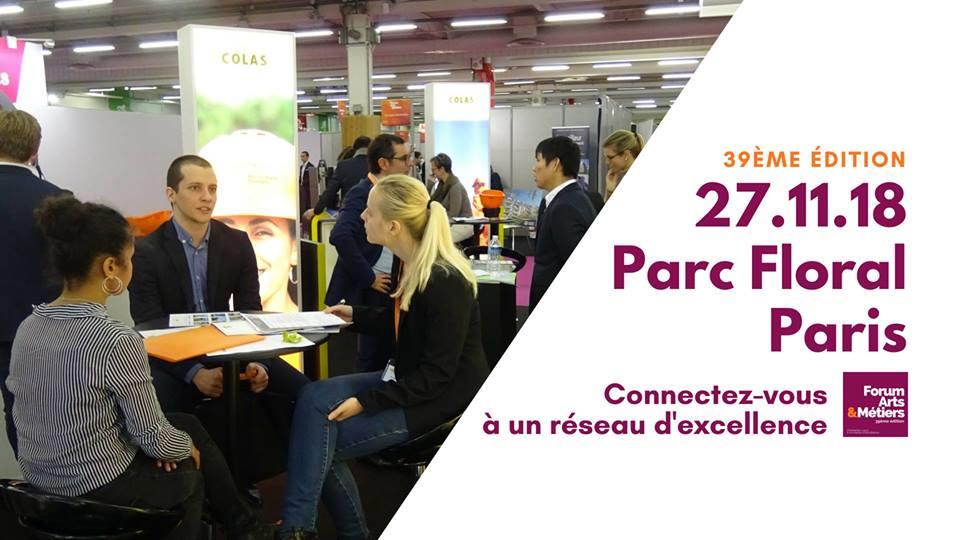 Forum Arts & Métiers 2018
